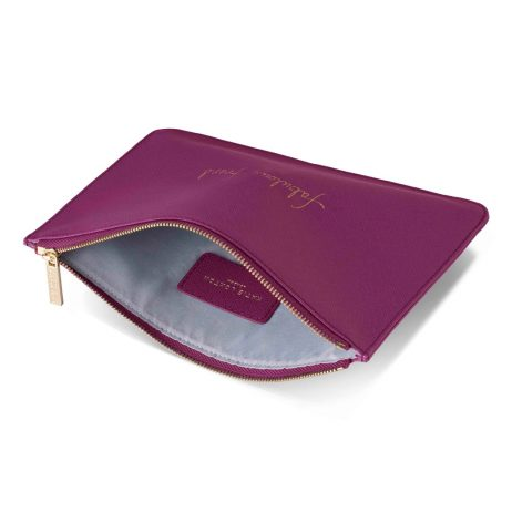 Katie Loxton Fabulous Friend Handwritten Perfect Pouch