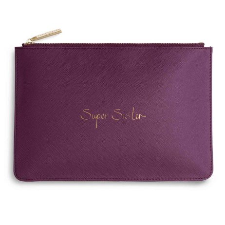 Katie Loxton Super Sister Handwritten Perfect Pouch