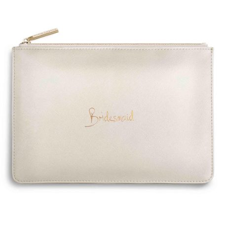 Katie Loxton Bridesmaid Handwritten Perfect Pouch