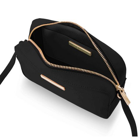 Katie Loxton Loulou Cross Body Bag Black EOL