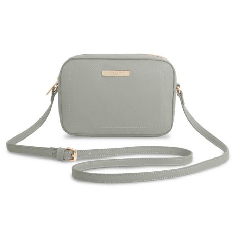Katie Loxton Loulou Cross Body Bag Oyster Grey - EOL
