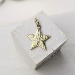 Tutti and Co Jewellery Ariana Small Gold Star Charm