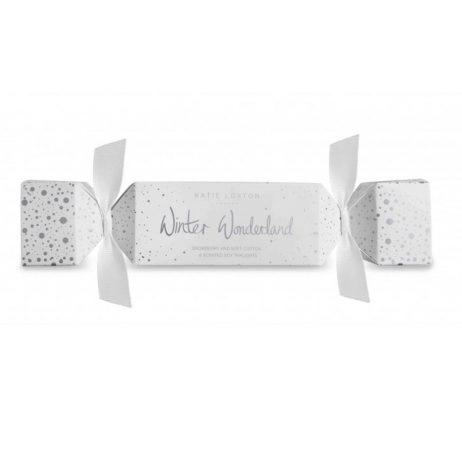 Katie Loxton Winter Wonderland Tea Light Cracker