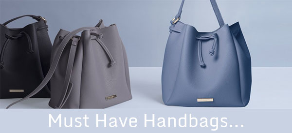 Katie Loxton Hand Bag Collection