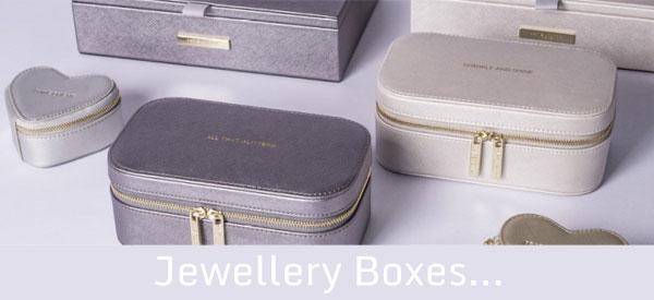 Katie Loxton Jewellery Boxes