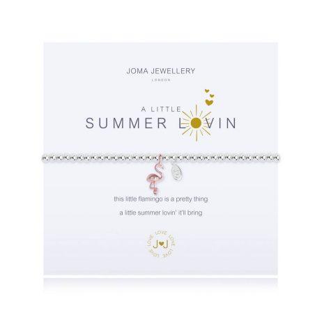 Joma Jewellery A Little Summer Lovin' Silver Bracelet 2532