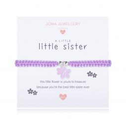 Joma Jewellery Girls A Little Little Sister Bracelet C412