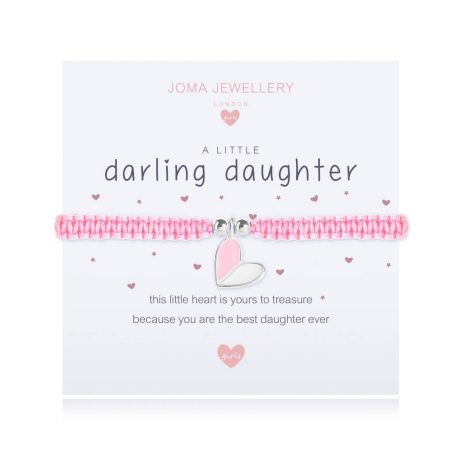 Joma Jewellery Children's A Little Darling Daughter Bracelet C418