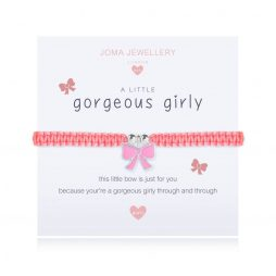 Joma Jewellery Girls A Little Gorgeous Girl Bracelet C419