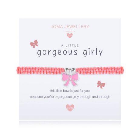 Joma Jewellery Children's A Little Gorgeous Girl Bracelet C419