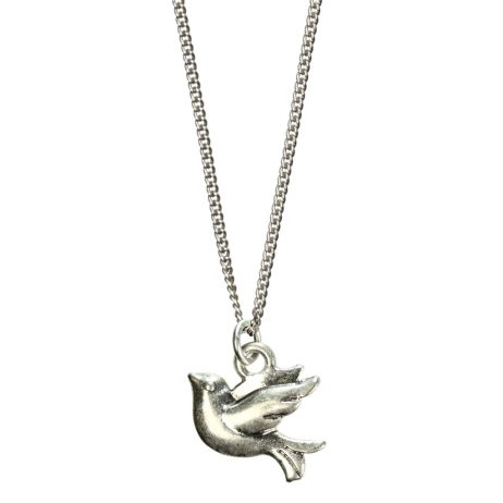 Hultquist Jewellery Silver Bird Necklace