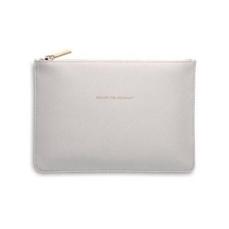 Estella Bartlett Grey Medium Pouch Escape The Ordinary *
