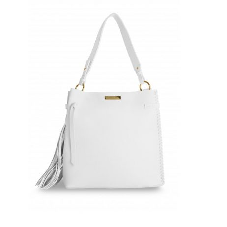 Katie Loxton Florrie Day Bag White *