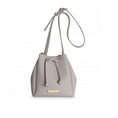 Katie Loxton Mini Chloe Bucket Bag Grey