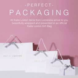 Katie Loxton Packaging