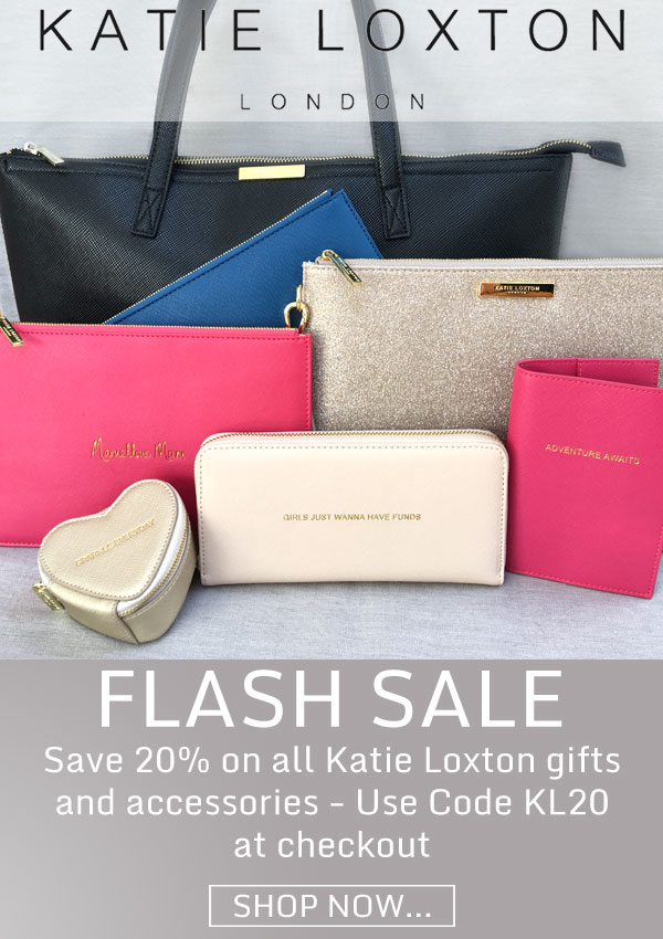 Katie Loxton Flash Sale