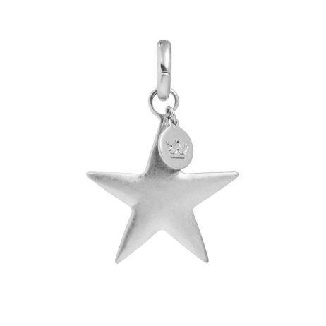 Sence Copenhagen Worn Silver Large Star Charm