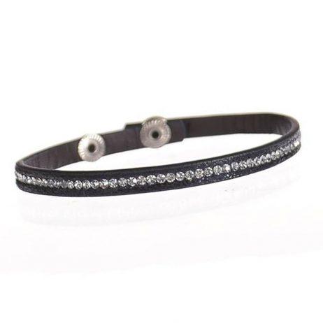 Hot Tomato Jewellery Sparklet Navy Bracelet SJ035 - EOL