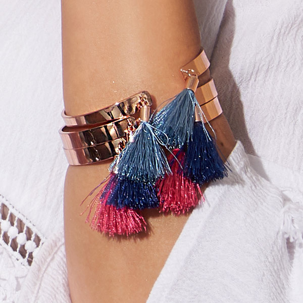 Joma Jewellery Luxe Bangles