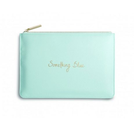 Katie Loxton Something Blue Perfect Pouch (Pale Blue) KLB239