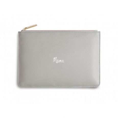 Katie Loxton Mama Perfect Pouch Grey
