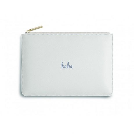 Katie Loxton Baba Perfect Pouch White