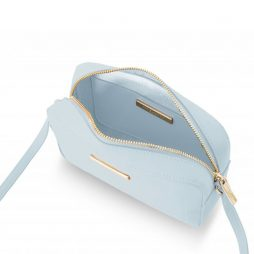 Katie Loxton Loulou Cross Body Bag Pale Blue KLB319
