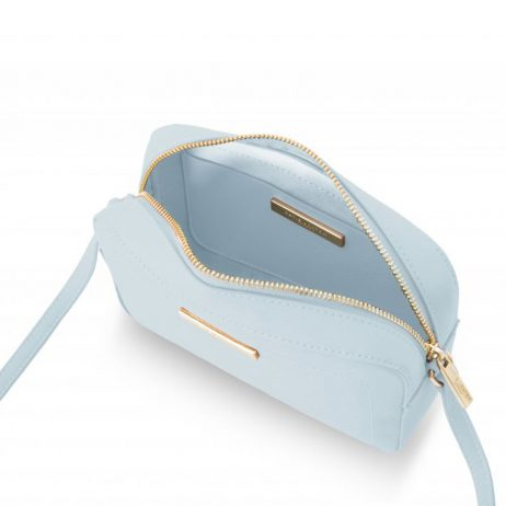 Katie Loxton Loulou Cross Body Bag Pale Blue
