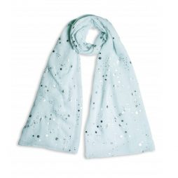 Katie Loxton Sparkle and Shine Scarf Mint Green KLS086
