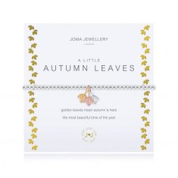 Joma Jewellery A Little Autumn Leaves Bracelet 2660