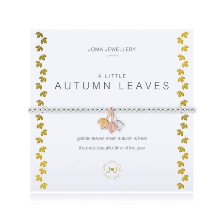 Joma Jewellery A Little Autumn Leaves Bracelet 2660