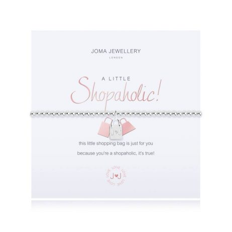 Joma Jewellery A Little Shopaholic Bracelet 2662
