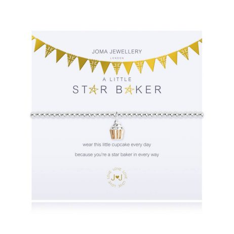 Joma Jewellery A Little Star Baker Bracelet 2663