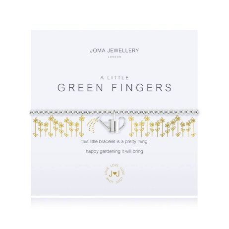 Joma Jewellery A Little Green Fingers Bracelet 2664