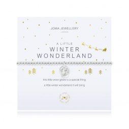 Joma Jewellery A Little Winter Wonderland Silver Bracelet 2668