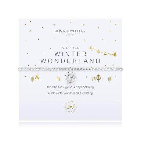 Joma Jewellery A Little Winter Wonderland Bracelet 2668