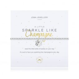 Joma Jewellery A Little Sparkle Like Champagne Bracelet 2675