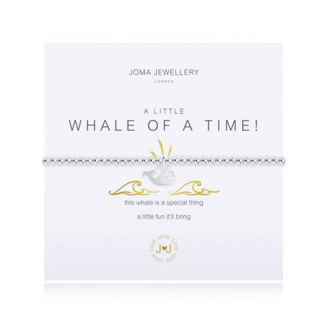 Joma Jewellery A Little Whale Of a Time Bracelet 2677