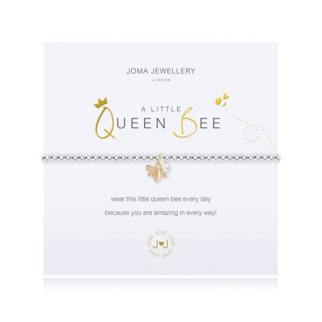 Joma Jewellery A Little Queen Bee Bracelet 2681