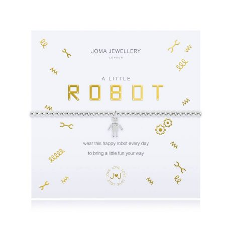 Joma Jewellery A Little Robot Bracelet 2683