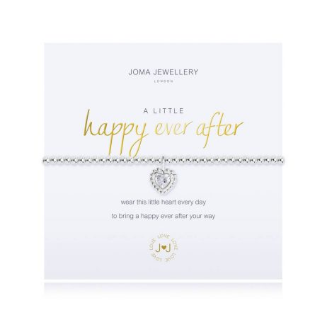 Joma Jewellery A Little Happy Ever After Bracelet 2701