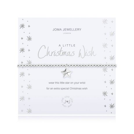Joma Jewellery A Little Christmas Wish Bracelet 2704