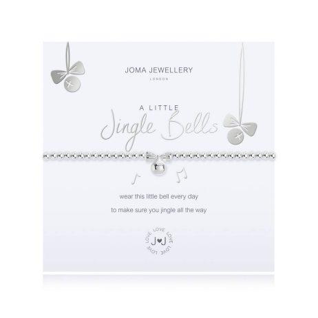 Joma Jewellery A Little Jingle Bells Bracelet 2705