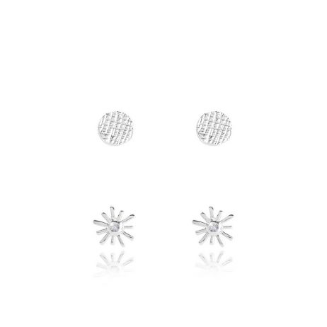 Joma Jewellery One In a Million Set of Two Baubles Earrings 2743