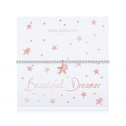 Joma Jewellery Beautiful Dreamer Star Pendant Bracelet 2786
