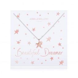 Joma Jewellery Beautiful Dreamer Star Pendant Necklace 2787