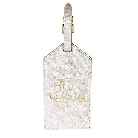Katie Loxton Baby My 1st Luggage Tag BA0006