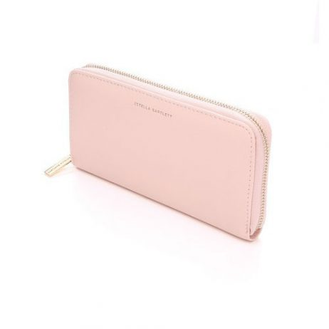 Estella Bartlett Zip Wallet Purse Blush
