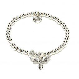 Life Charm You Are My Bestie Silver Bracelet LC002BW