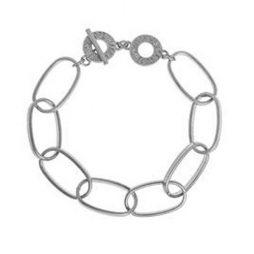 Sence Copenhagen Power Bracelet Worn Silver